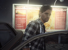 VGA 2011: Alan Wake Exclusive Debut Trailer