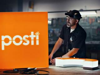 Posti – Brandfilm