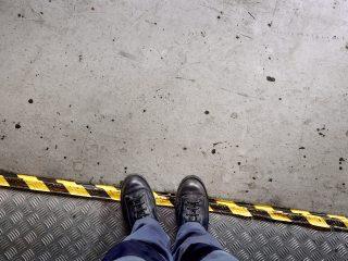 JHL – Näissä kengissä